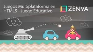 Juegos Multiplataforma con HTML5 - Juego Educativo