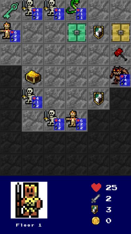 dungeon crawler