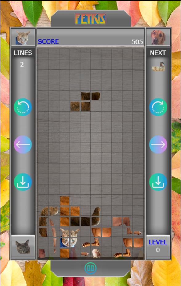 Petris screenshot
