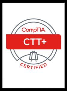 ComTIA Certified CTT+