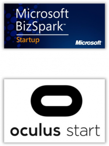 Microsoft BizSpark and Oculus Start