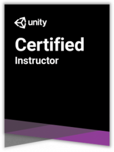 Unity Certified Instructor
